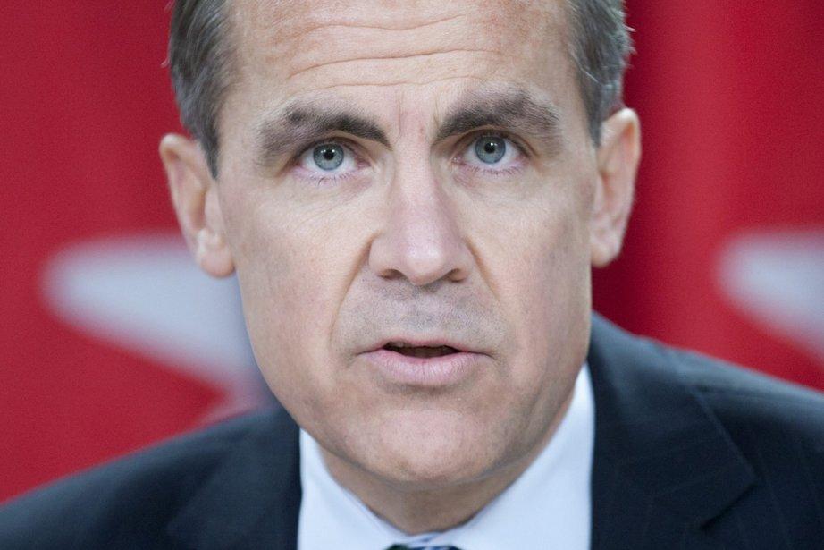 Mark Carney estime que, dans des circonstances exceptionnelles,... (Photo La Presse Canadienne)