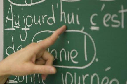 Environ la moitié des étudiants autochtones complètent leurs... (Photo: La Presse)