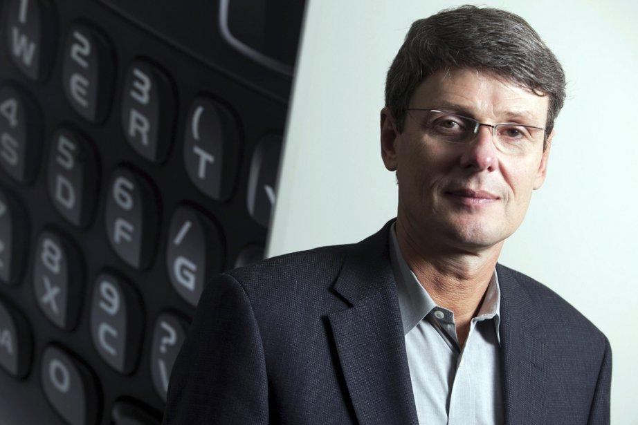Le nouveau PDG de RIM,Thorsten Heins.... (Photo Reuters)