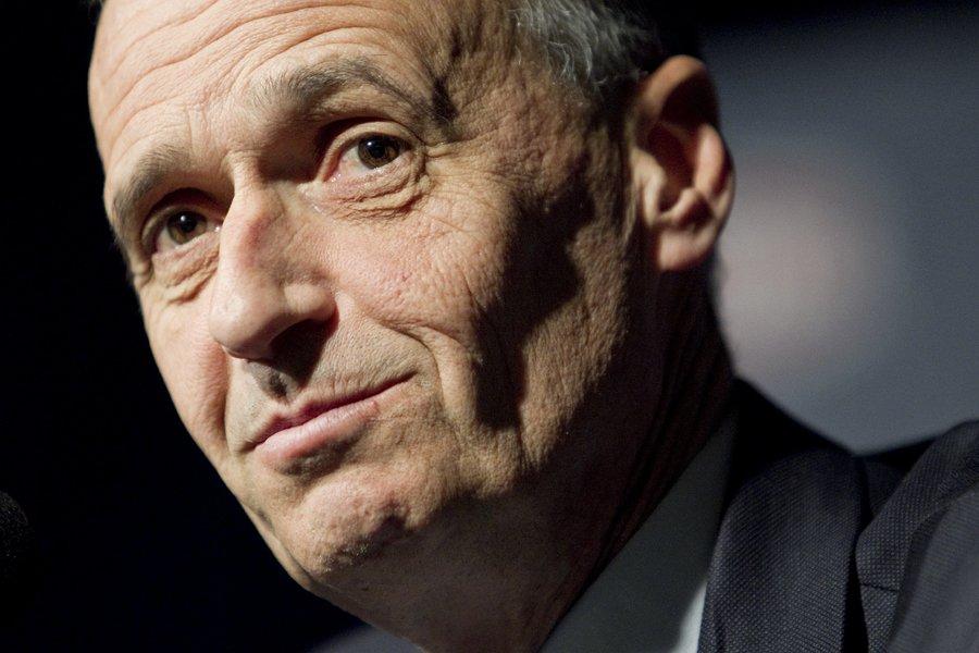 Le  directeur général du Canadien, Pierre... (Photo: Marco Campanozzi, La Presse)