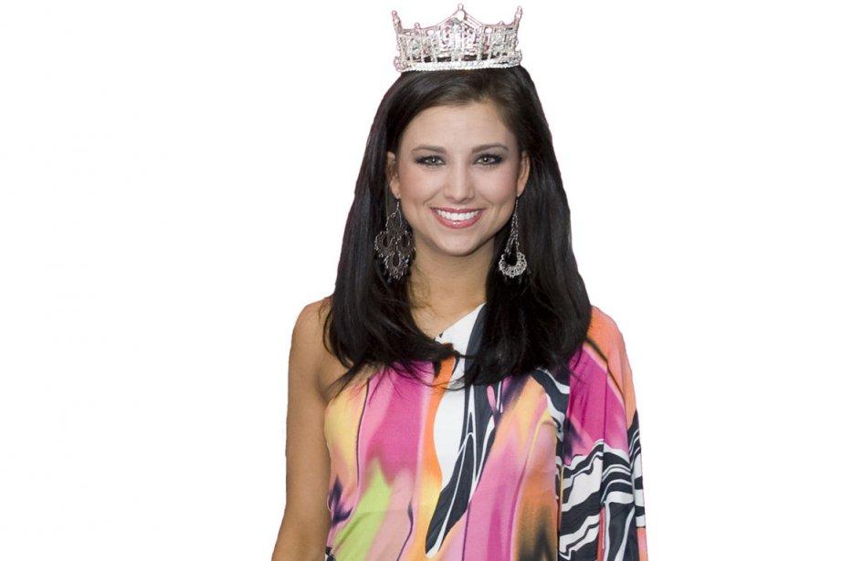 Laura Kaeppeler, couronnée Miss America 2012, sera habillée... (Photo fournie par Joseph Ribkoff)
