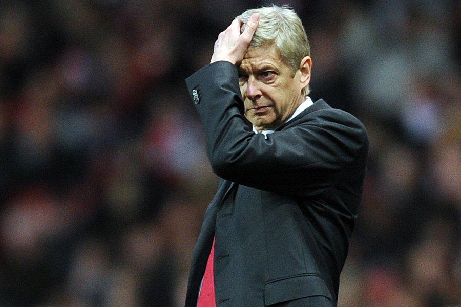 L'entraîneur d'Arsenal, Arsène Wenger.... (Photo: AFP)