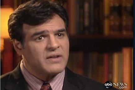 John Kiriakou lors d'une entrevue àABC World News,... (Photo: AP)