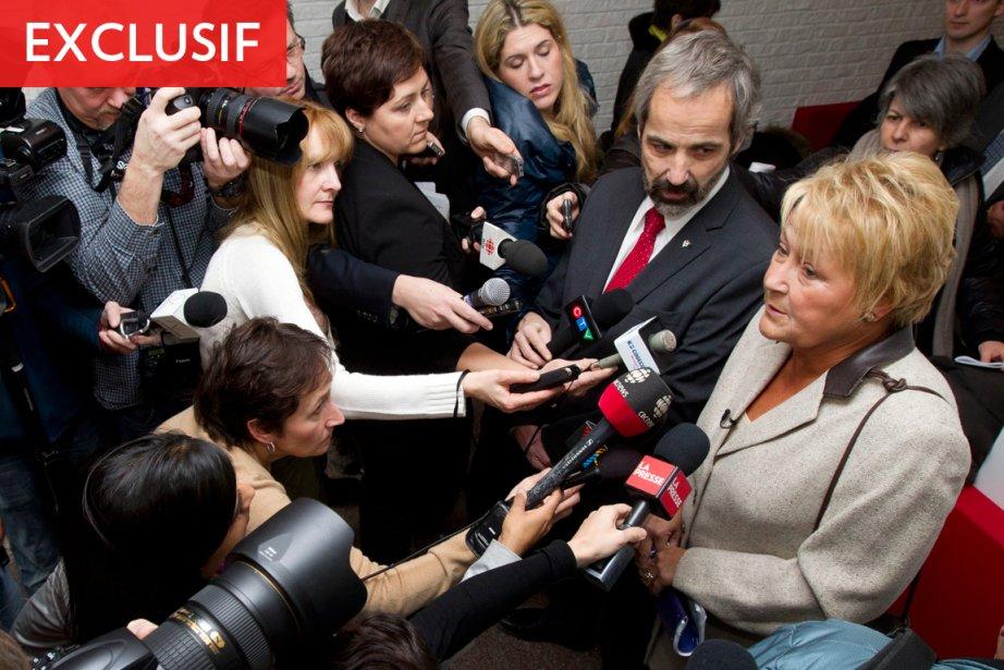 De passage à l'Université de Montréal, lundi, pour... (Photo: Robert Skinner, La Presse)