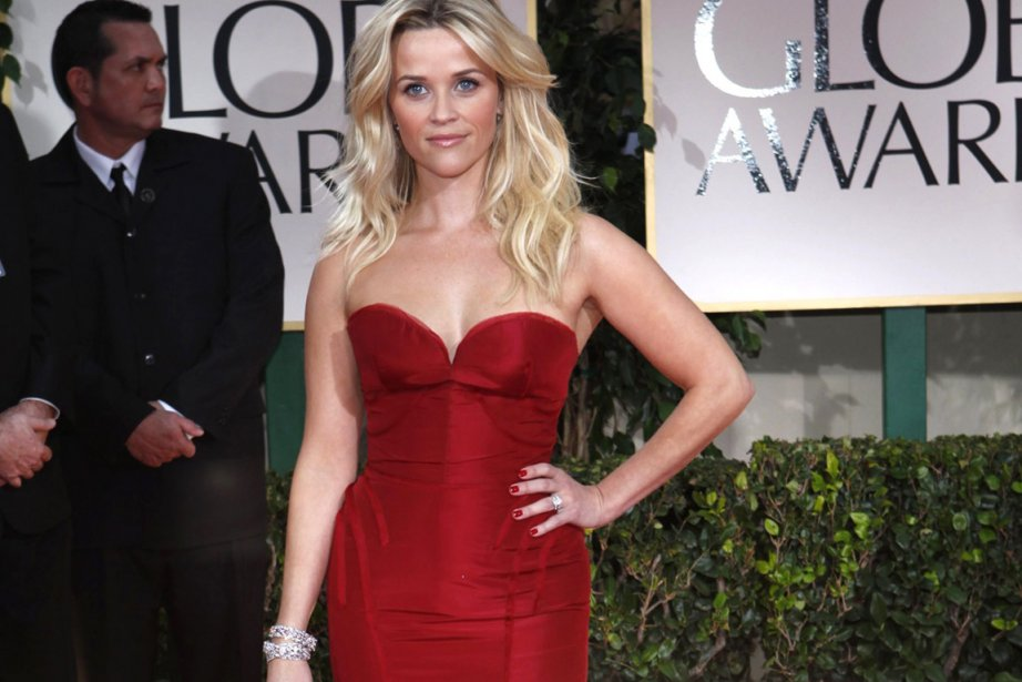 4-Reese Witherspoon | 24 janvier 2012