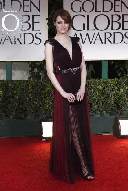 5-Emma Stone | 24 janvier 2012