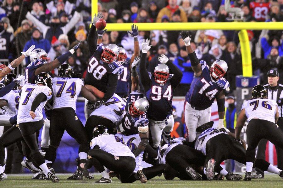 Billy Cundiff, des Ravens, a empêché la présentation... (Photo: Reuters)