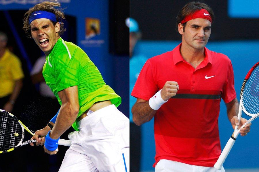Les deux grands rivaux ne se sont jamais... (Photos : archives Reuters)