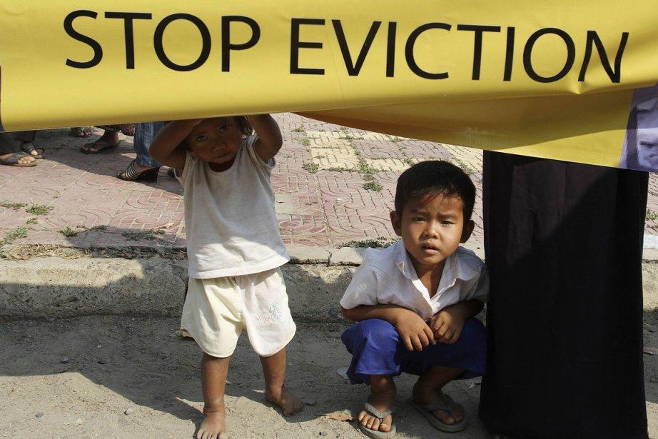 Plusieurs organisations de défense des droits de l'Homme ont... (Photo Reuters)