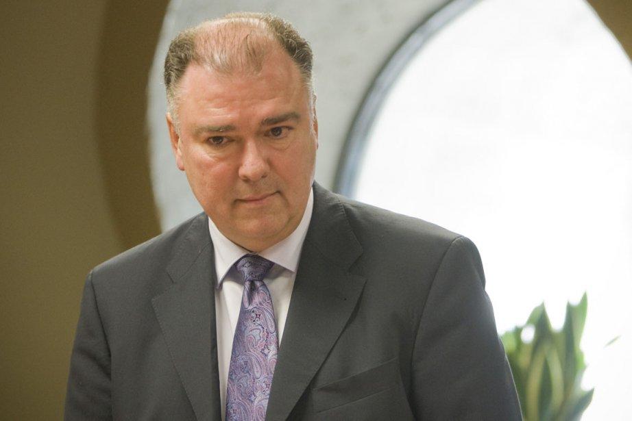 Le nouveau directeur général de la Ville de... (Photo: Ivanoh Demers, Archives La Presse)
