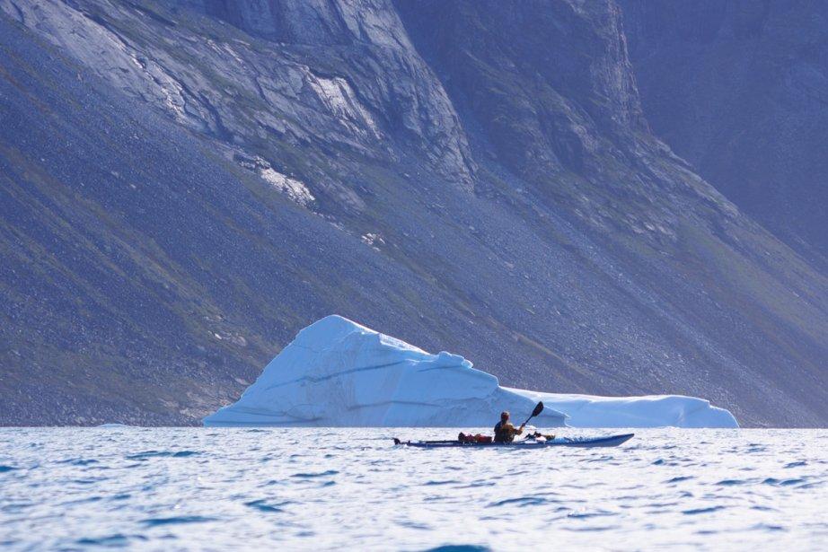 Pond Inlet est l'endroit idéal pour une expédition... (Photo: Marie TIson, La Presse)