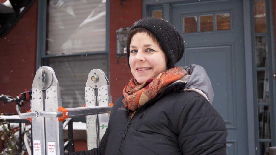 Carol Mose... (Photo Ninon Pednault, La Presse)