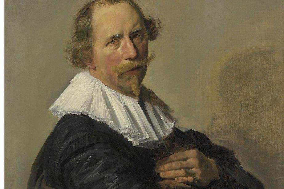 Portrait d'un homme a été réalisée au XVIIe... (Photo: AP)
