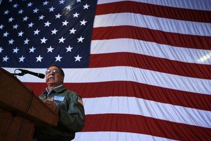 Le secrétaire à la Défense Leon Panetta.... (Photo: AFP)