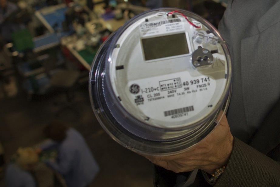 Hydro-Québec veut installer des compteurs «intelligents»dans 3,8 millions... (Photo: André Pichette, Archives La Presse)
