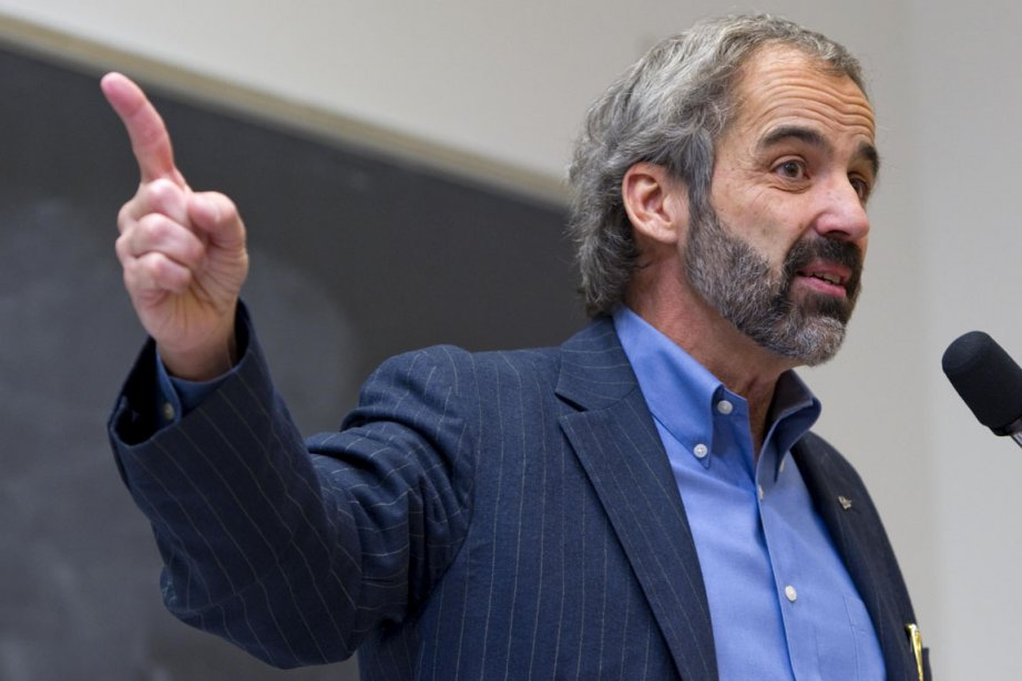 Le chef du Bloc québécois, Daniel Paillé, lors... (Photo: Alain Roberge, La Presse)