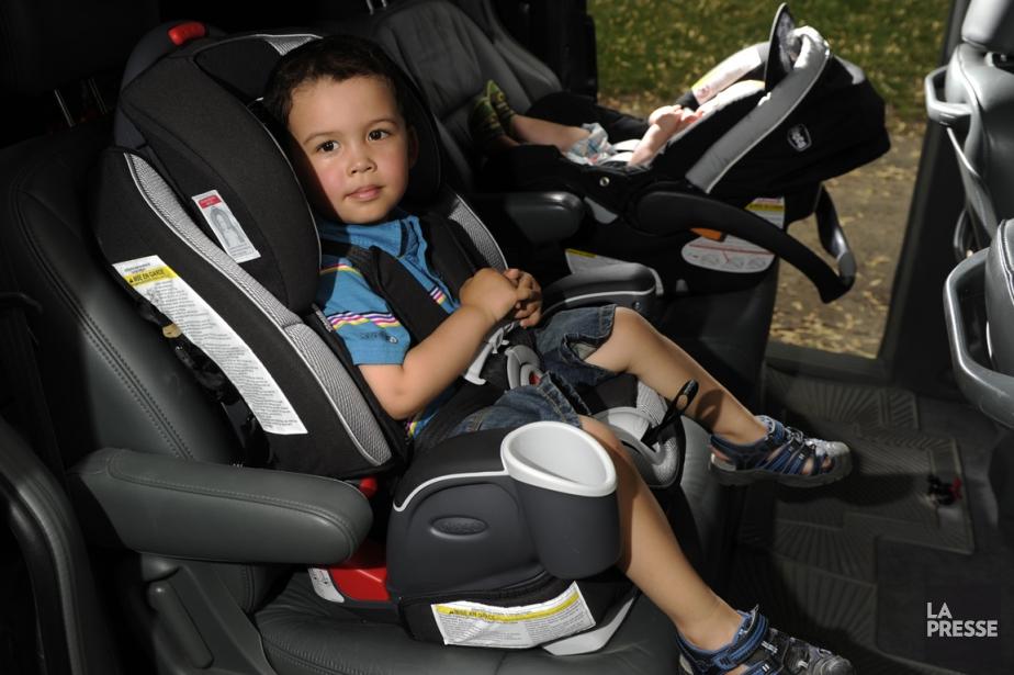 b40f09bc0005c Siège d auto pour bébé vers l avant  Pas trop vite!