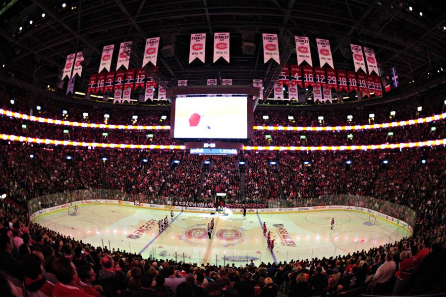 Les performances irrégulières du Canadien plombent le marché... (Photo: Bernard Brault, La Presse)