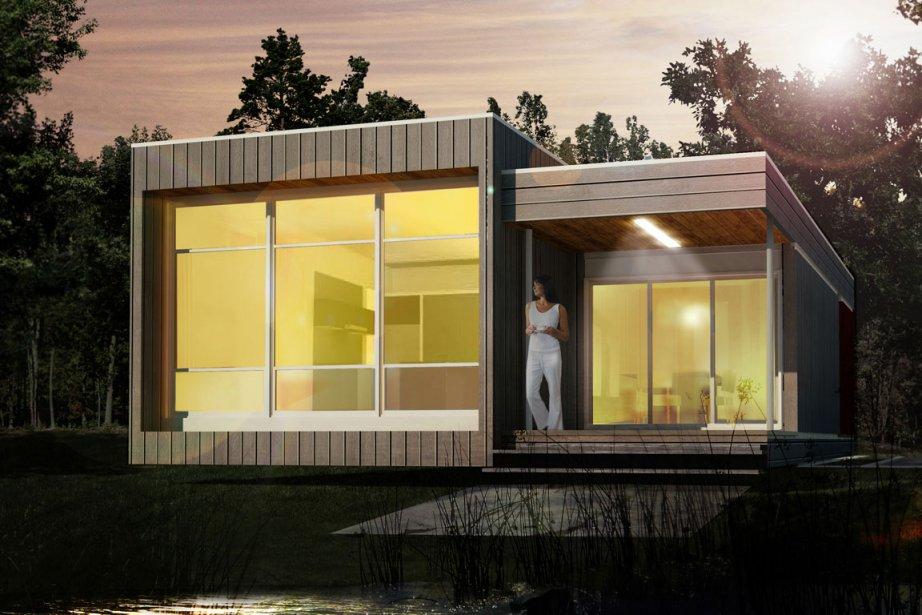 Bonneville And Son >> Maison usinée: «l'avenir est au contemporain»