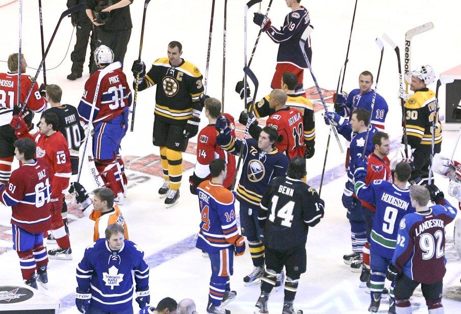Les 20 plus beaux joueurs de hockey de la LNH -