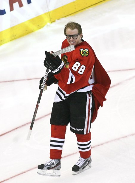 Les joueurs de hockey gay dans la LNH