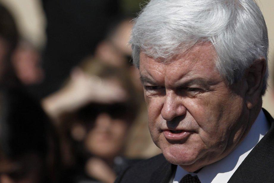 Newt Gingrich... (Photo Associated Press)