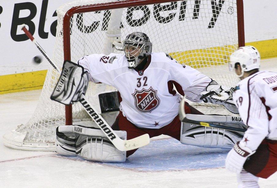 L'équipe de Zdeno Chara a remporté le Match des étoiles en défaisant l'équipe de Daniel Alfredsson par la marque de 12-9, dimanche. à Ottawa. | 29 janvier 2012