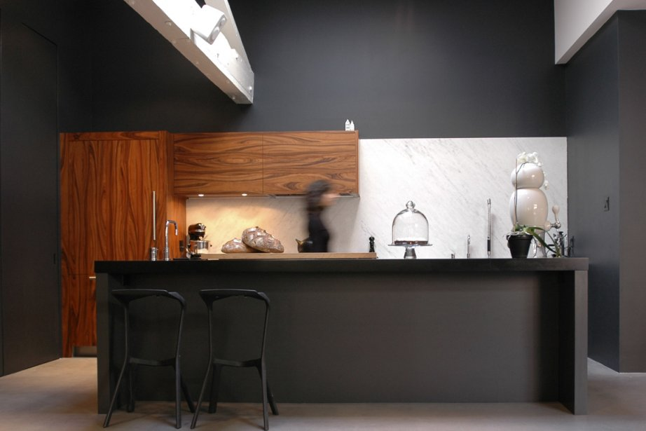 Lors de la transformation de cette cuisine, située... (Photo: Cuisines Steam)