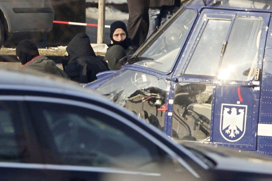 Le suspect de 31 ans a été interpellé... (Photo : Wolfgang Rattay, Reuters)