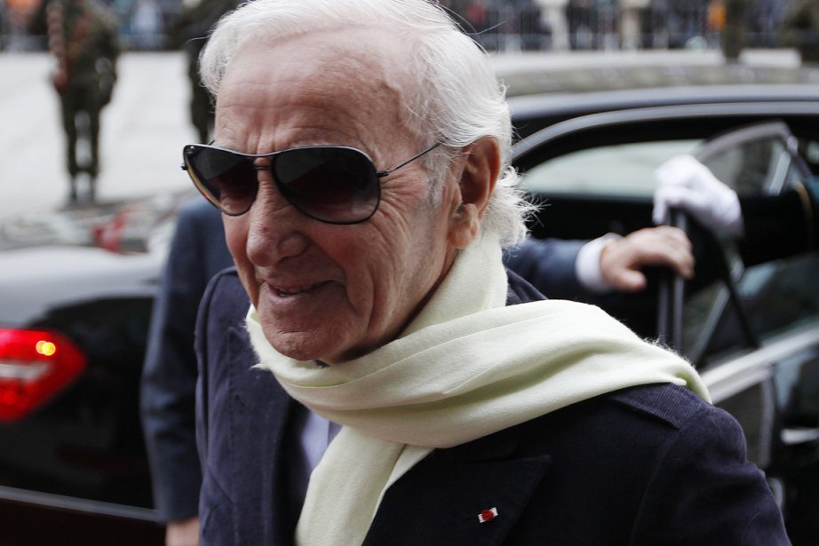 Charles Aznavour... (Photo Reuters)