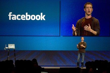 Le PDG de Facebook Mark Zuckerberg, 27 ans,... (Photo: Reuters)
