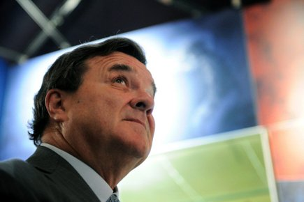 Le ministre des finances Jim Flaherty... (Photo: PC)