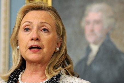 Hillary Clinton a appelé «chaque  membre du... (Photo: AFP)