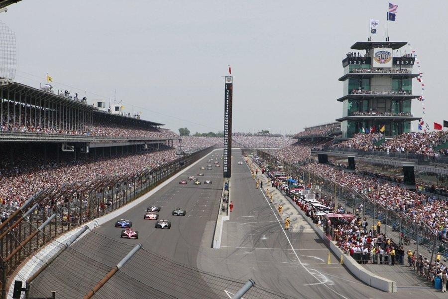 Le Motor Speedway, la piste où a lieu... (Photo: AP)