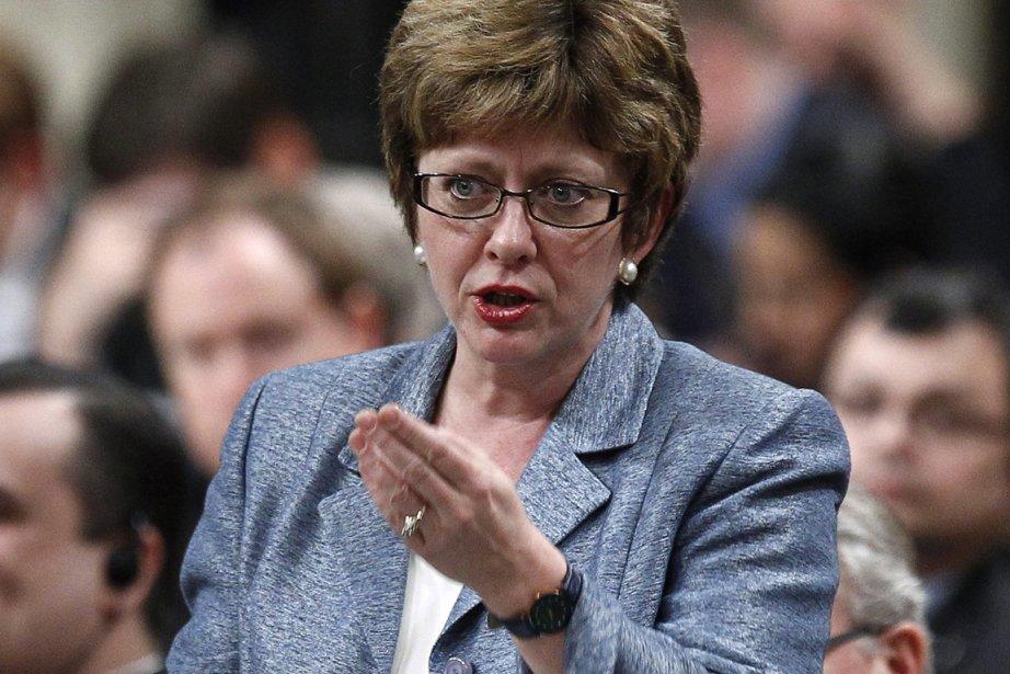 La ministre des Ressources humaines Diane Finley.... (Photo: Chris Wattie, Archives Reuters)