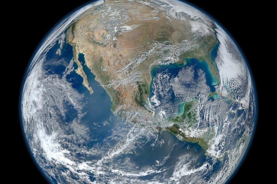 Blue Marble est la photo en plus haute... (Photo: AP/NASA)