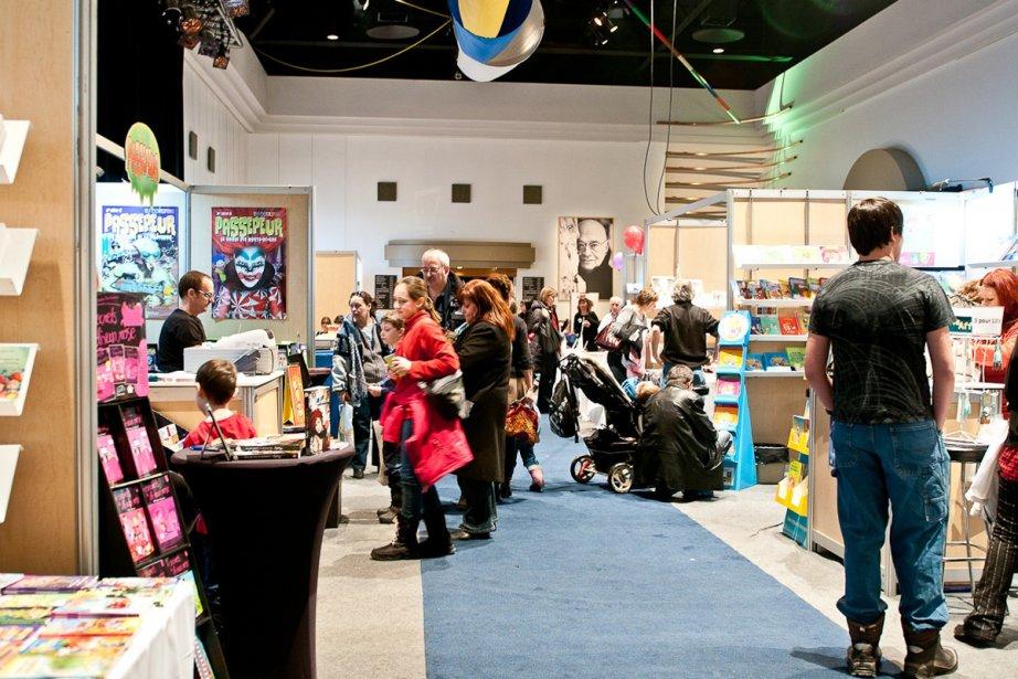 Salon du livre jeunesse de longueuil lieu d 39 change for Salon du livre jeunesse montreuil