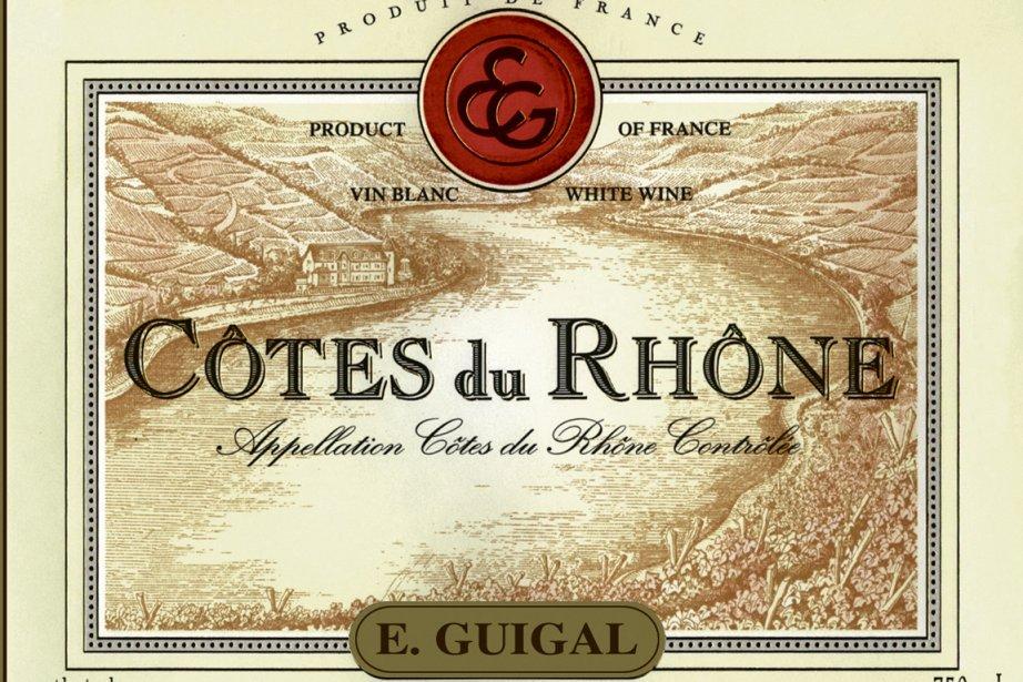 Côtes du Rhône 2010 Guigal... (Photo: La Presse)