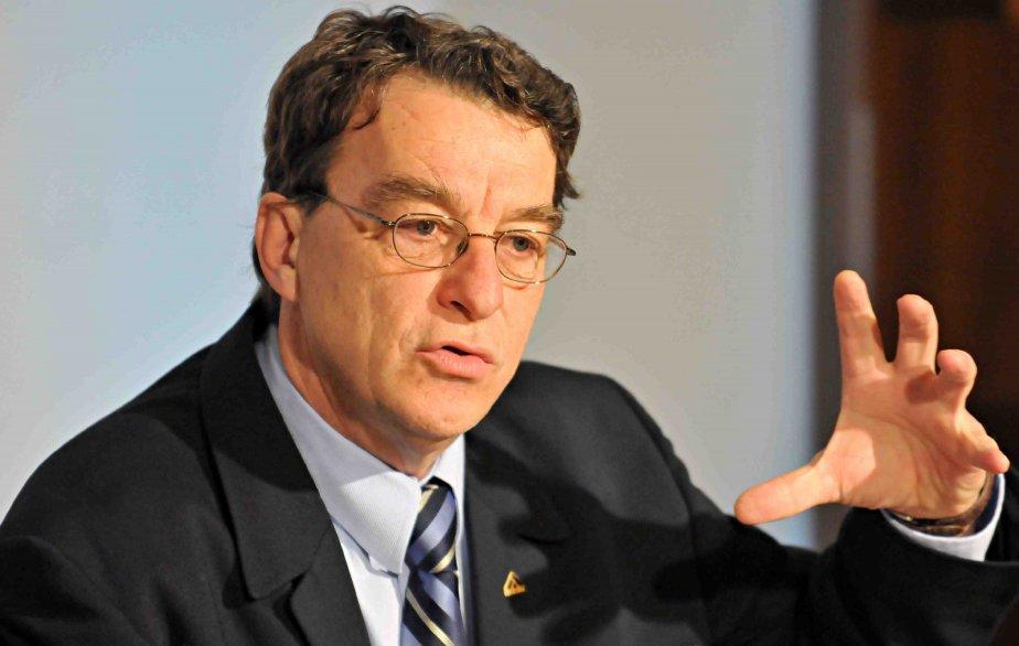 Le président de la FQM, Bernard Généreux... ((Archives))