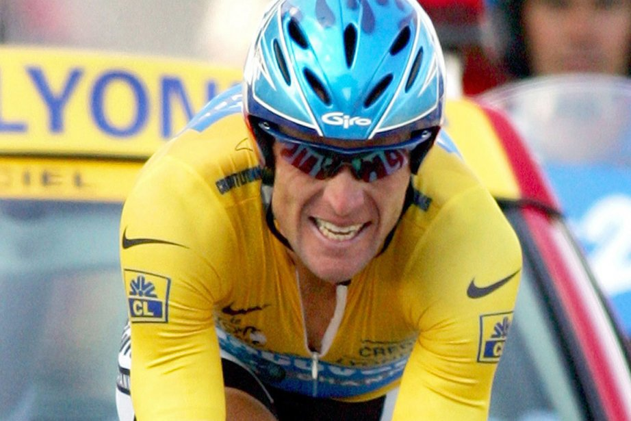 Lance Armstrong.... (Photo: Alessandro Trovati, AP)