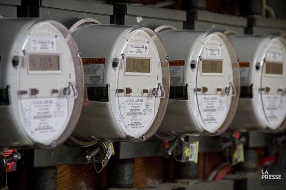 Les compteurs intelligents d'Hydro-Québec sont au coeur de... (Photothèque La Presse)