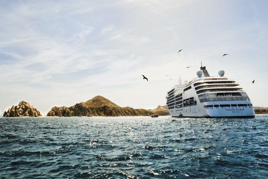 Les industriels de la croisière ont... (Photo: fournie par Silversea Cruises)