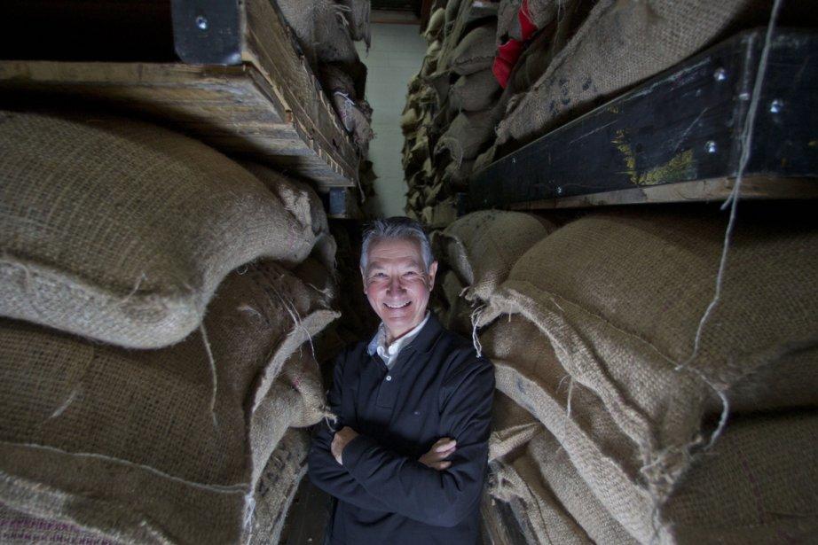 Pierre Michel de Ruelle, PDG la Compagnie des... (Photo Ivanoh Demers, La Presse)