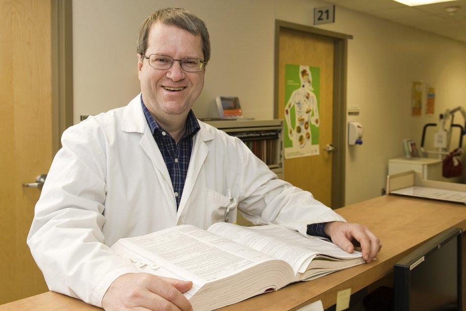 Dr Jacques Pépin... (Photo: Claude Poulin, La Tribune)