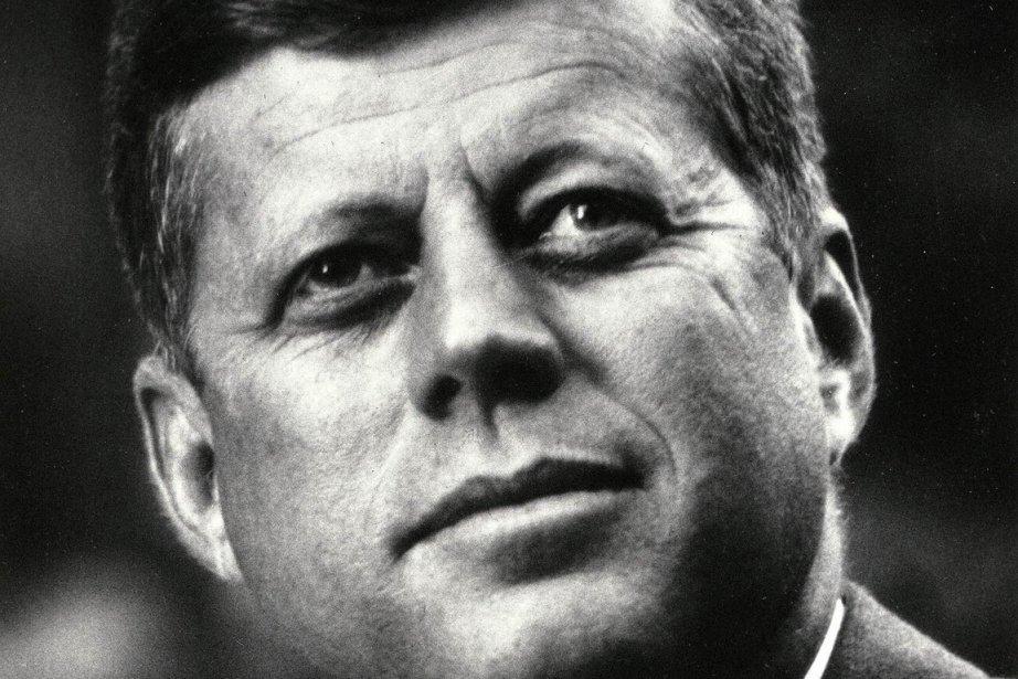 En 1962, Kennedy (photo) et Khrouchtchev surent résister... (Photo Associated Press)