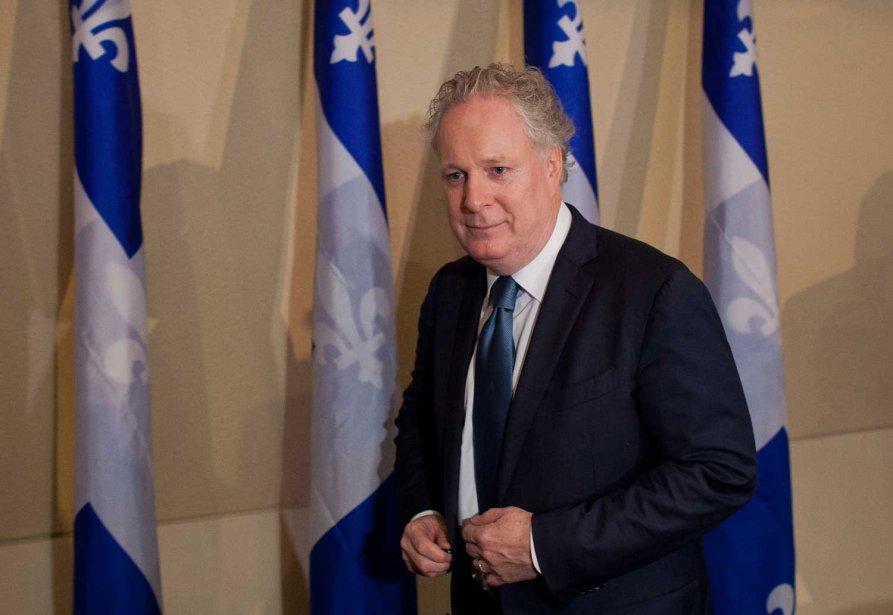 Le premier ministre du Québec, Jean Charest.... (Photo Edouard Plante-Fréchette, La Presse)