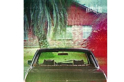 L'album The Suburbs d'Arcade Fire....