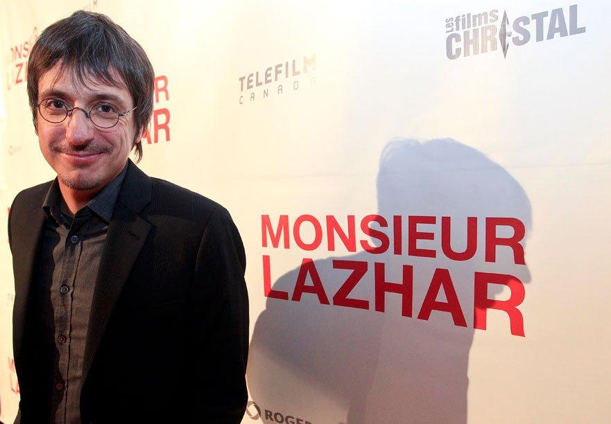 philippe falardeau monsieur lazhar