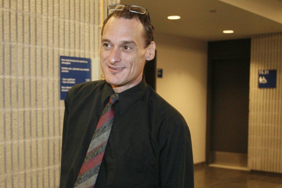 Alain Olivier, photographié en 2007, au palais de... (Photo: François Roy, Archives La Presse)