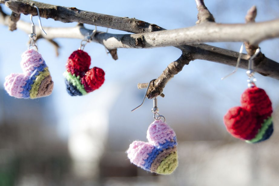 Saint-Valentin n'est pas le seule endroit à se donner des airs... (Photos.com)